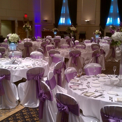 Chair cover rental michigan couture linens events satin pillowcase chair covers junglespirit Gallery