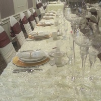Couture Linens & Events | Chair Covers and Linens in Michigan